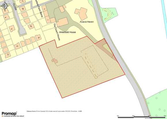 Development Land , Ankerbold Road, Old Tupton, Chesterfield