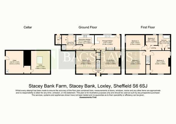 Lot 1 - Stacey Bank Farm, Stacey Bank, Loxley, Sheffield