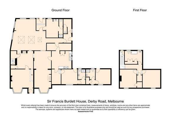 Sir Francis Burdett House, Derby Road, Melbourne, Derby