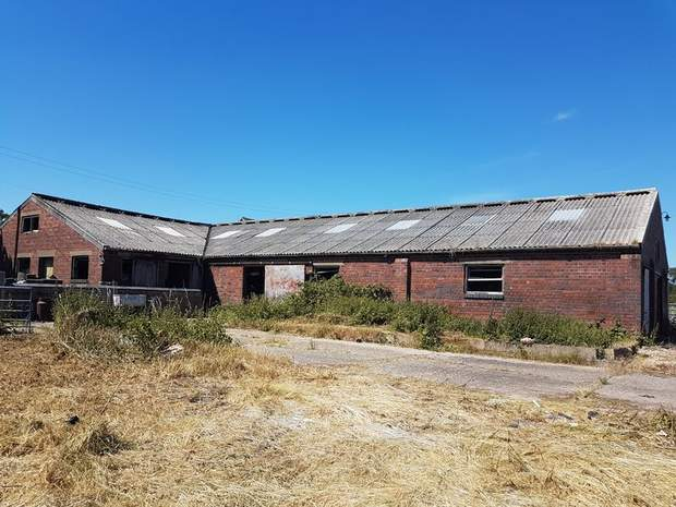 Barn at Ashbrook Farm, Orange Lane, Abbots Bromley, Rugeley - Image 2