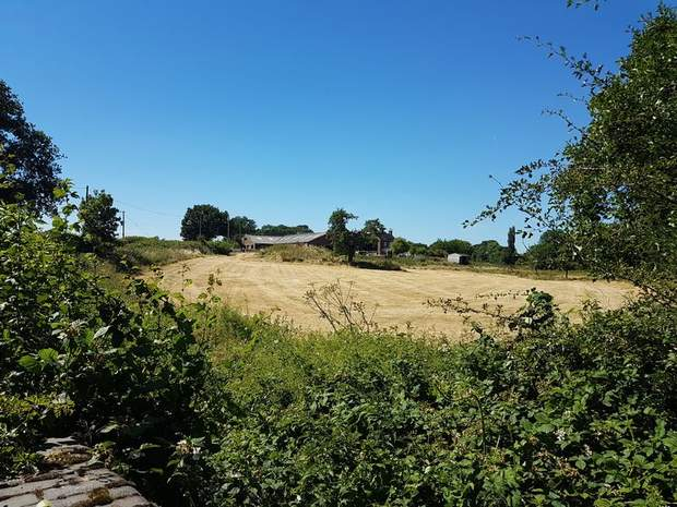Barn at Ashbrook Farm, Orange Lane, Abbots Bromley, Rugeley - Image 9