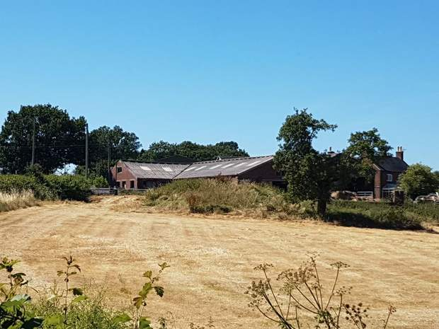 Barn at Ashbrook Farm, Orange Lane, Abbots Bromley, Rugeley - Image 11