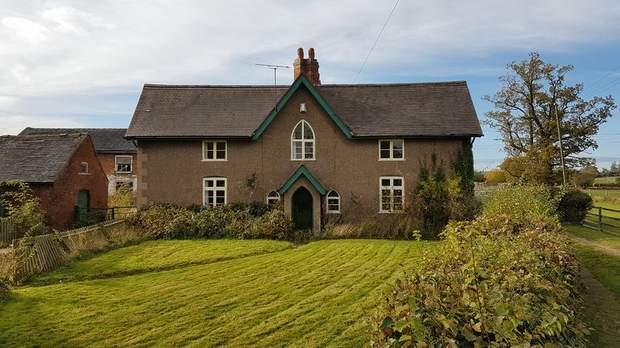 Hanch Farm, Lysways Lane, Hanch, Lichfield - Image 1