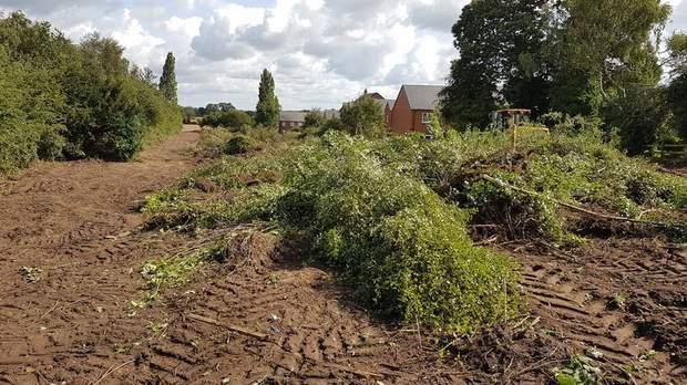 Land off , Orams Lane , Brewood  - Image 8