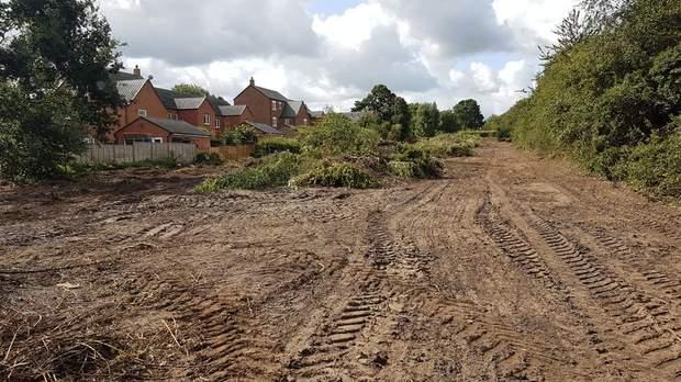 Land off , Orams Lane , Brewood  - Image 9