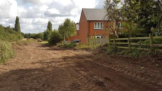 Land off , Orams Lane , Brewood  - Image 11
