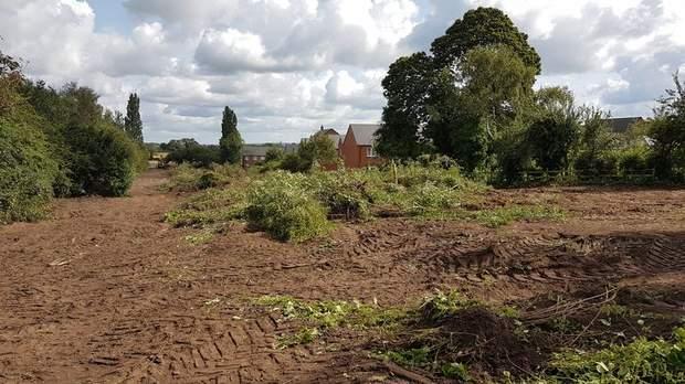 Land off , Orams Lane , Brewood  - Image 1