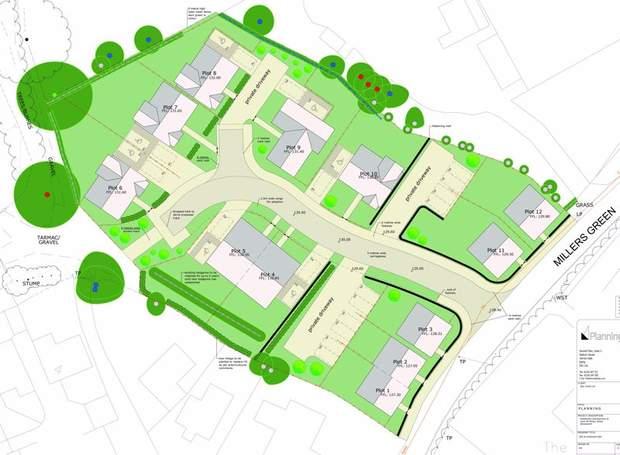 Development Site, Millers Green, Wirksworth - Image 1