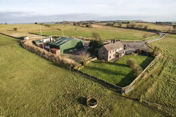 Cabbage Hall Farm, Stoney Lane, Cauldon, Stoke-On-Trent - Image 14