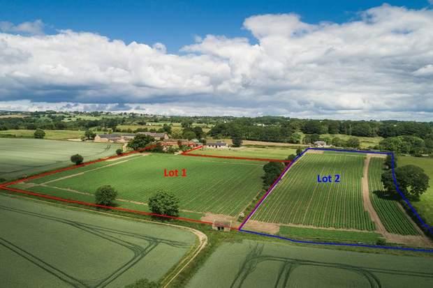 Lot 1: Barlow Lees Farm, Barlow Lees, Barlow, Dronfield - Image 6