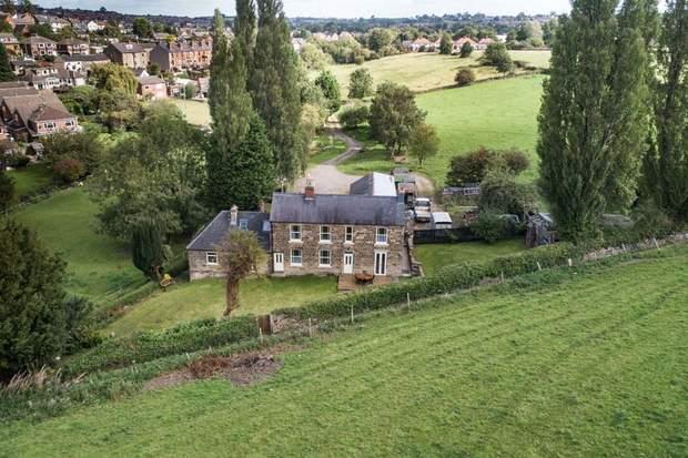 Bath House Farm, Nottingham Road, Belper - Image 2