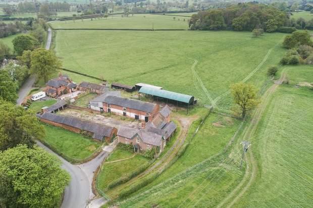 Hanch Farm, Lysways Lane, Hanch, Lichfield - Image 23