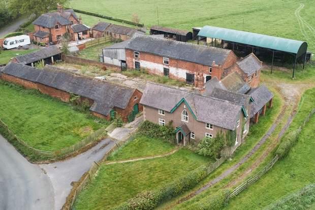 Hanch Farm, Lysways Lane, Hanch, Lichfield - Image 21