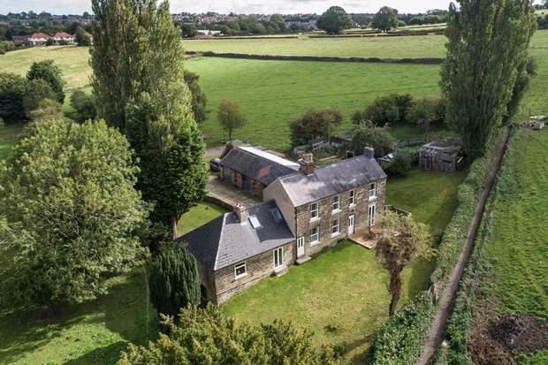 Bath House Farm, Nottingham Road, Belper - Image 1