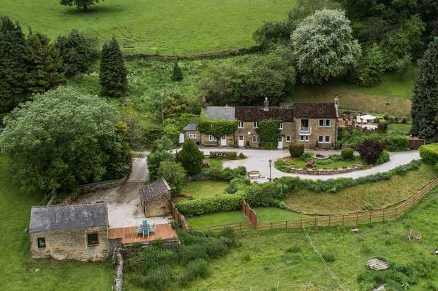 Swallow Cottage, Pilhough, Stanton-in-the-Peak, Bakewell - Image 2