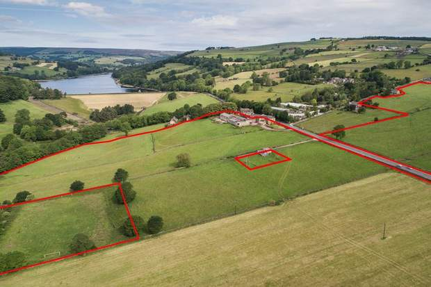 Lot 2 - Stacey Bank Farm, Stacey Bank, Loxley, Sheffield - Image 1
