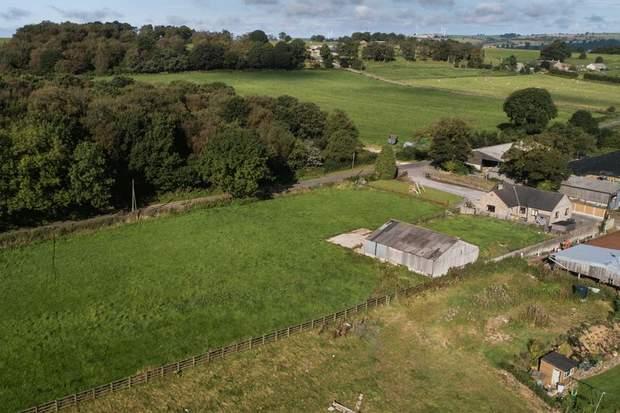 Lot 2 - Barn at , Lane Head Farm, Alderwasley, Belper - Image 1