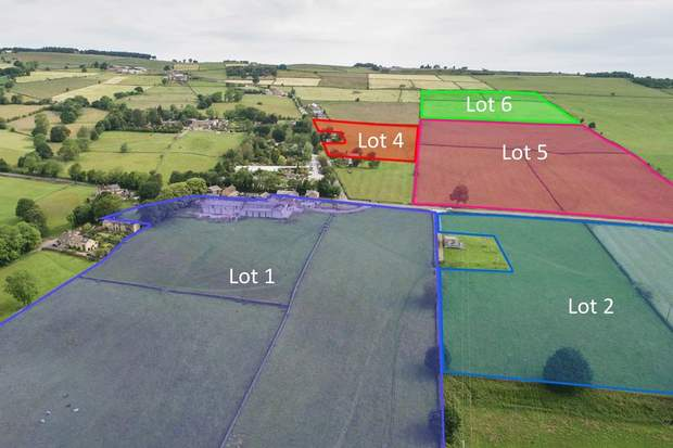 Lot 4 - Stacey Bank Farm, Stacey Bank, Loxley, Sheffield - Image 2