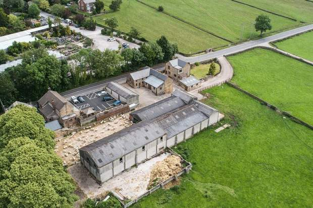 Lot 1 - Stacey Bank Farm, Stacey Bank, Loxley, Sheffield - Image 5