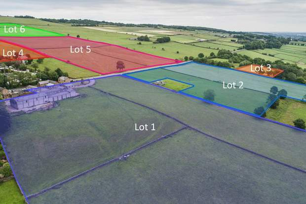 Lot 4 - Stacey Bank Farm, Stacey Bank, Loxley, Sheffield - Image 3