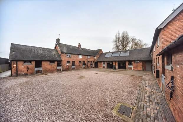 Foston Stud, Hay Lane, Foston, Derby - Image 16