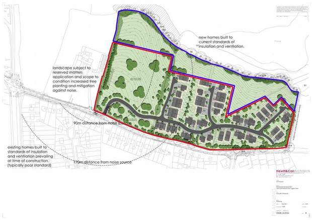 Residential Development Site, Tenford Lane, Tean, Stoke-On-Trent - Image 1