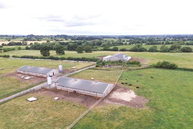 The Pastures and Land at Highfields Farm, Heage Lane, Etwall, Derby - Image 8