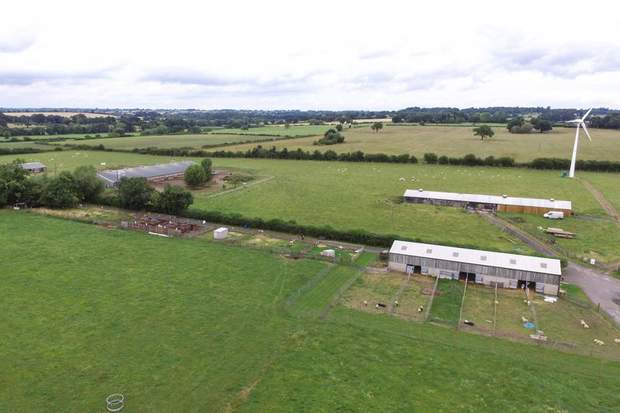 The Pastures and Land at Highfields Farm, Heage Lane, Etwall, Derby - Image 11