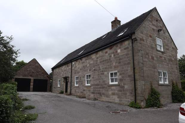 Prestwood Barn, Quixhill Lane, Prestwood, Uttoxeter - Image 1