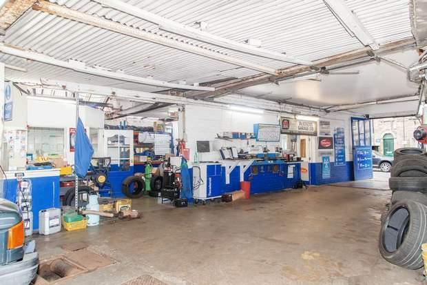 McKenzie's Garage , 50-52 , Smedley Street East, Matlock - Image 3