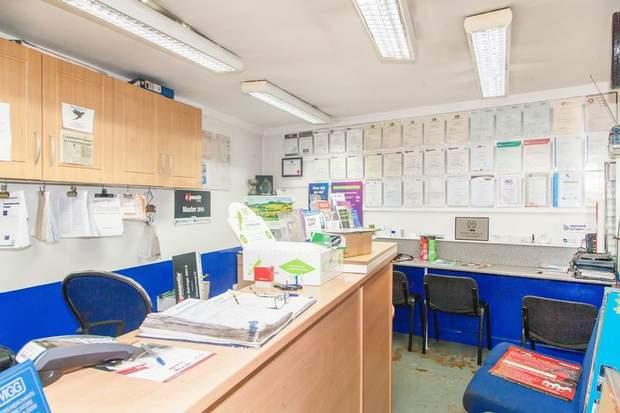 McKenzie's Garage , 50-52 , Smedley Street East, Matlock - Image 5