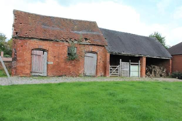Barn Adjacent to Grange Farm, Bramshall, Uttoxeter - Image 1
