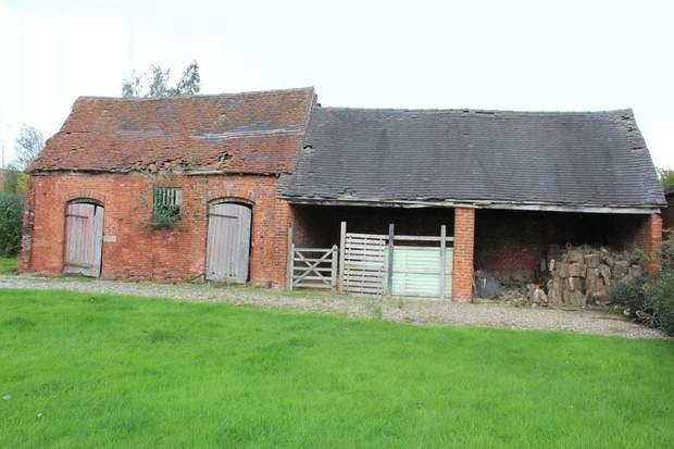 Barn Adjacent to Grange Farm, Bramshall, Uttoxeter - Image 2