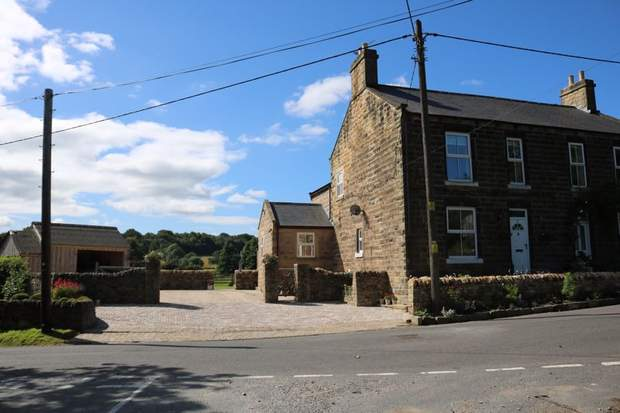1 Upper Mill Cottage, Alton, Chesterfield - Image 11