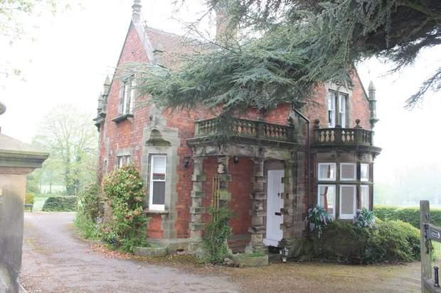 Highfield Lodge, Fox Lane, Elmhurst, Lichfield - Image 1