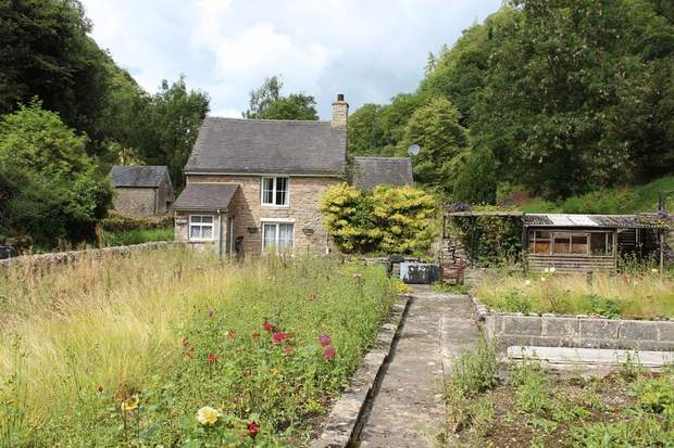 1 Rose Cottage, Mill Dale, Alstonefield, Ashbourne - Image 14