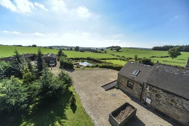 Lake View, Hasker Farm, Stainsbro Lane, Kirk Ireton, Ashbourne - Image 10