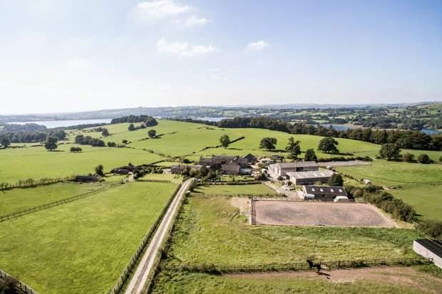 Lake View, Hasker Farm, Stainsbro Lane, Kirk Ireton, Ashbourne - Image 1