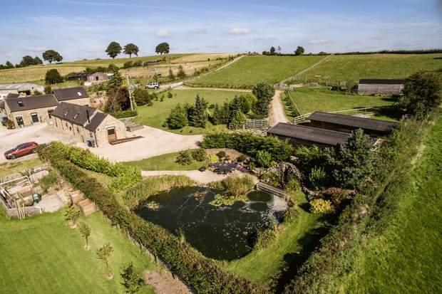 Lake View, Hasker Farm, Stainsbro Lane, Kirk Ireton, Ashbourne - Image 9