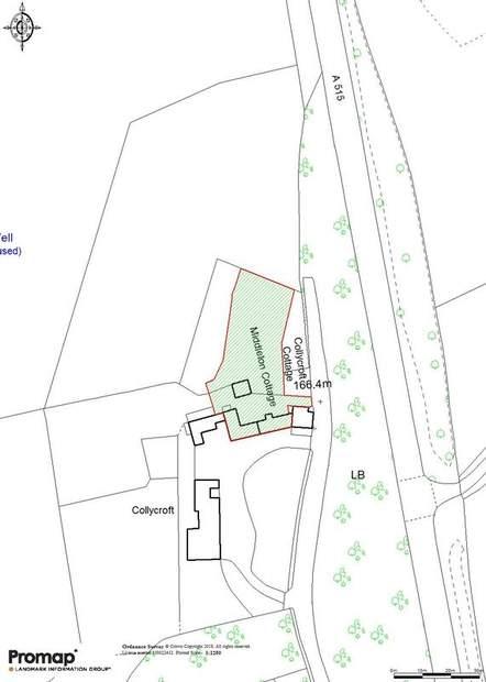 Middleton Farm Cottage, Collycroft, Clifton, Ashbourne - Image 14