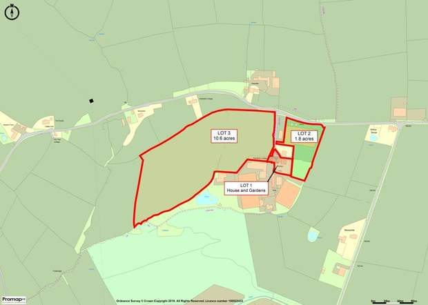 Penfold Farm and 1.8 acres, Hulland Village, Ashbourne - Image 18