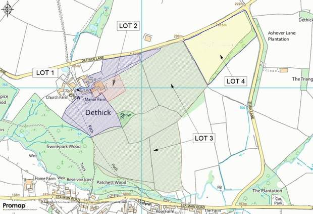 Manor Farm, Dethick, Matlock - Image 3