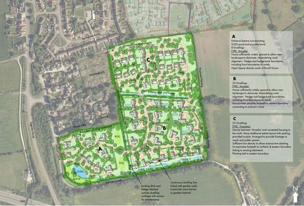 Residential Development Land North of , Jacksons Lane, Etwall, Derby - Image 2