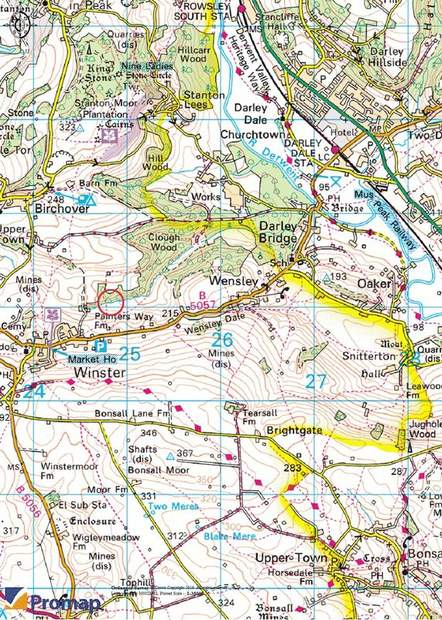 Land at Winster , Matlock - Image 2