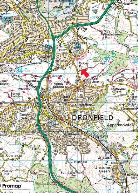 Ockley Farm, Dyche Lane, Coal Aston, Dronfield - Image 14