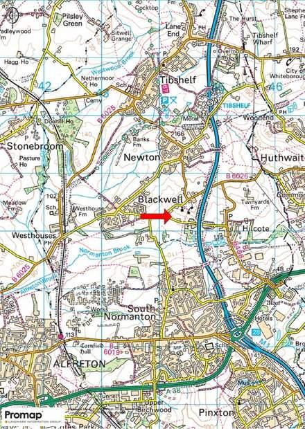 Land off Hilcote Lane, Hilcote, Alfreton - Image 6