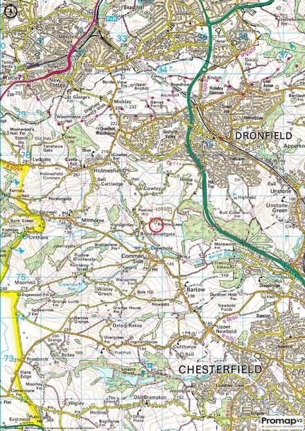 Lot 1: Barlow Lees Farm, Barlow Lees, Barlow, Dronfield - Image 13