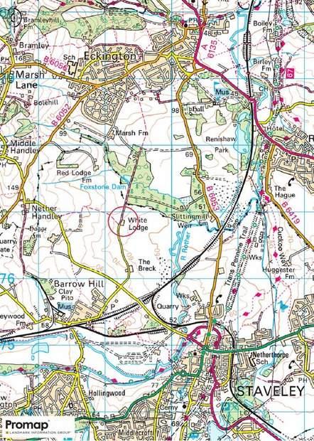 White Lodge Farm, Breck Lane, Barrow Hill, Chesterfield - Image 10