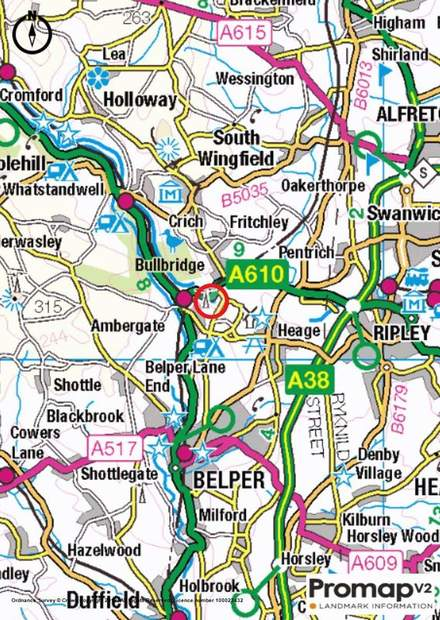 1 Thacker Villas, Ridgeway, Ambergate, Belper - Image 17