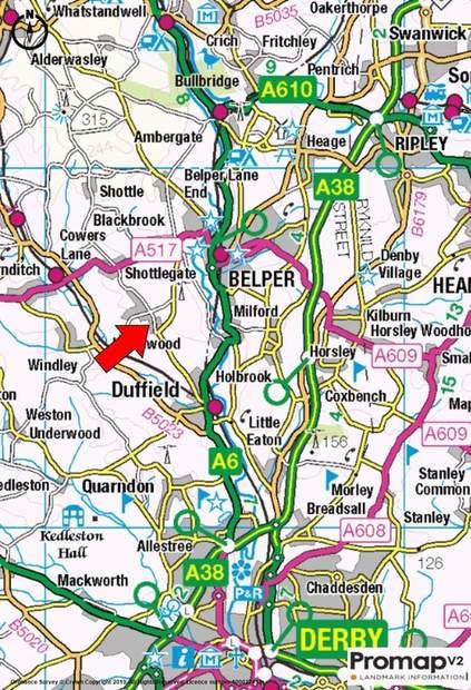 Lot Two, Church Farm, Hazelwood Hill, Hazelwood, Belper - Image 4
